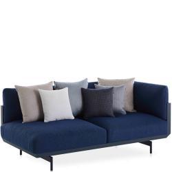 ONDE • Loungemodul 1 • 2-Sitzer RECHTS • inkl.Polster • div.Farben • GANDIA BLASCO