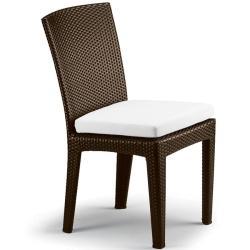 PANAMA • Gartenstuhl • Bronze • Sitzkissen exklusive • DEDON
