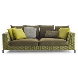 RAY • Lounge 4-Sitzer Sofa •  B235cm x T111cm • div.Kombinationen • B&B Italia