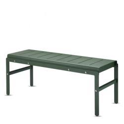 REFORM • Sitzbank / Pflanzentisch / Beistelltisch • Grün • SKAGERAK