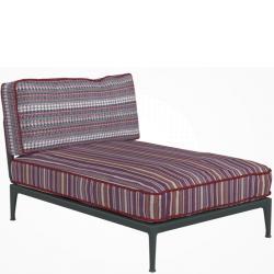 RIBES • Loungemodul Chaise Longue • 141cm • B&B Italia