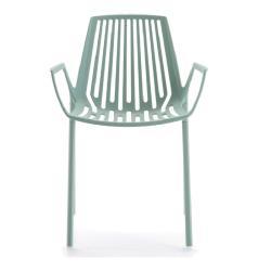 RION • Gartenstuhl mit Armlehnen / Stapelstuhl • diverse Farben • FAST
