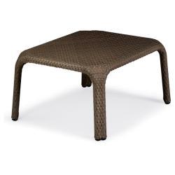 SEASHELL • Outdoor Fußhocker / Hocker • stapelbar • Bronze • DEDON