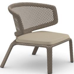 SEASHELL • Outdoor Loungesessel / Loungechair • div.Farben • Sitzkissen exklusive • DEDON