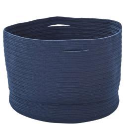 SOFT • Korb • Ø53×H38cm • Link Blau • Cane-line