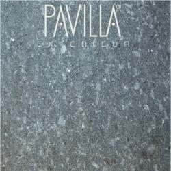 STERN • Tischplatte 200x100cm • fein geschliffener Granit • eisengrau