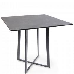 SUITE • Bistrotisch / Gartentisch • 90×90cm • div.Platten • Fischer Möbel