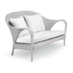 TANGO • Outdoor 2-Sitzer Sofa • Bronze oder Basalto • DEDON