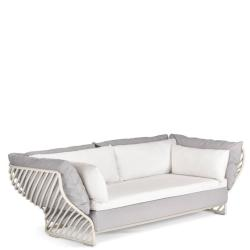 TIGMI • Sofa • inkl.zusätzlichem Polsterset • DEDON