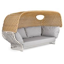 TIGMI • Sofa mit abnehmbarem Dach • DEDON