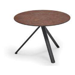 TRIO • Beistelltisch • Ø60 • div. Gestellfarben & Tischplatten • WEISHÄUPL