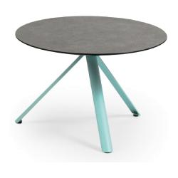 TRIO • Beistelltisch • Ø70 • div. Gestellfarben & Tischplatten • WEISHÄUPL