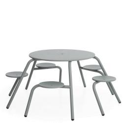 VIRUS • 5-Sitzer-/Tischelement • div.Farben wählbar • EXTREMIS