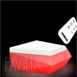 VONDOM FAZ • Lounge-Hocker • beleuchtet RGB LED • diverse Ausführungen