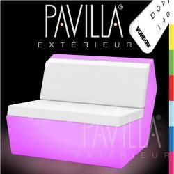 VONDOM FAZ • Lounge-Mittelmodul • beleuchtet RGB LED • diverse Ausführungen