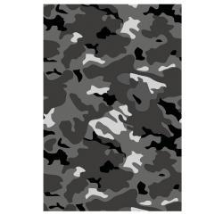 VONDOM Outdoor-Teppich CAMO • 200 x 300cm • Farbe grau