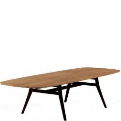 ZIDIZ • Gartentisch / Esstisch • 220×120cm • Aluminiumgestell & div.Platten • ROYAL BOTANIA