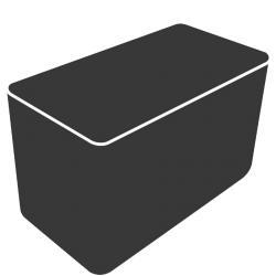 Zubehör • Cover 12 • Schutzhülle für 2-Sitzer-Sofas • Cane-line