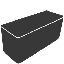Zubehör • Cover 13 • Schutzhülle für 3-Sitzer-Sofas oder Savannah Daybed • Cane-line